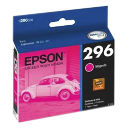 CARTUCHO EPSON T296320-BR MAGENTA || CAIXA UNID