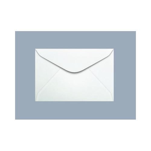ENVELOPE CONVITE BRANCO 72X108 63GR R.COF050 || CAIXA C/500