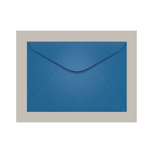 ENVELOPE COLOR PLUS 114X162 CCP430.08 AZUL ROYAL GRECIA || PCT C/100
