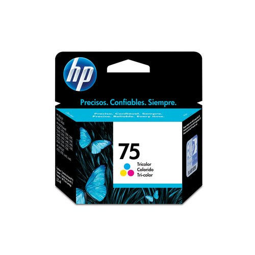 CARTUCHO HP CB337WB#75 5,5ML J5780 C4280 COLORIDO || UNIDADE