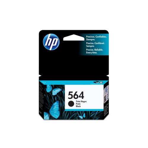 CARTUCHO HP CB316WL#564 7,5ML PRETO || UNIDADE