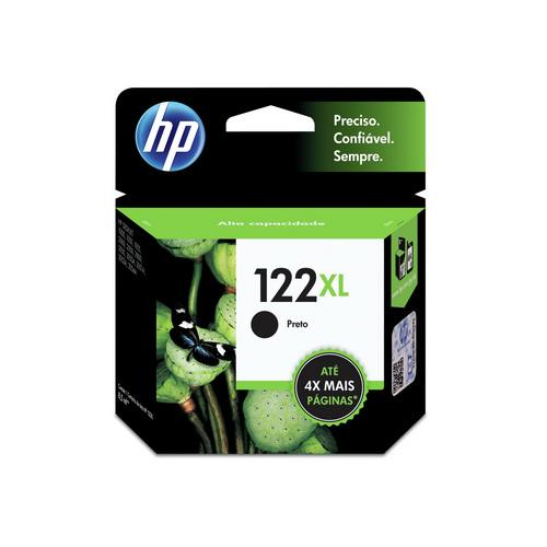 CARTUCHO HP CH563HB#122XL 8,5ML PRETO    UNIDADE