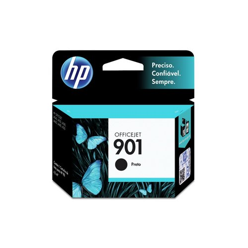 CARTUCHO HP CC653AB#901 4,5ML J4660 PRETO    UNIDADE
