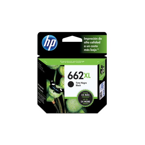 CARTUCHO HP CZ105AB#662XL 6,5ML HP 2516/3516 PRETO || UNIDADE