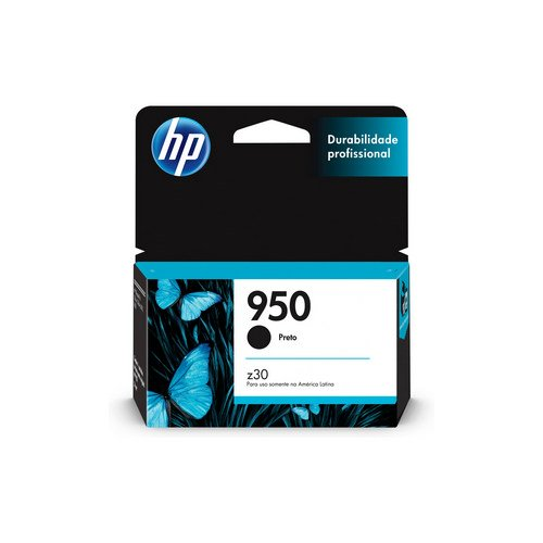 CARTUCHO HP CN049AB#950 24ML PRETO    UNIDADE