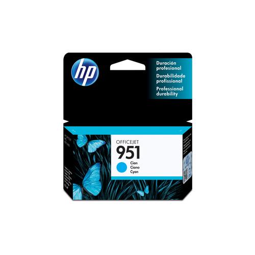 CARTUCHO HP CN050AB#951 8,5ML CIANO || UNIDADE