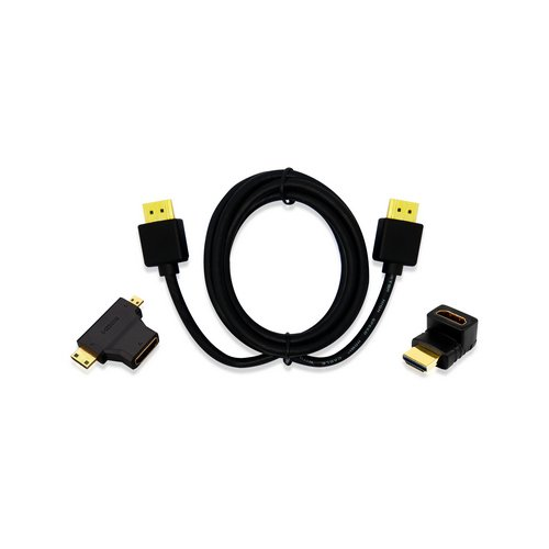 KIT CABO HDMI 3X1 R.WI289
