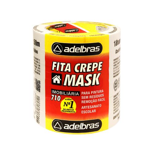 FITA ADESIVA 18X50 MASK CREPE 710 R.0615000005 || PCT C/6