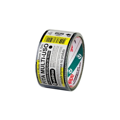 FITA SILVER TAPE 48X5 960 PRETA R.803080006 || IND UNID