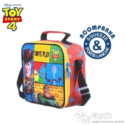 LANCHEIRA TERMICA SOFT TOY STORY EASY R.37537 | UNIDADE