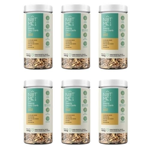 Combo Snack Low Carb Seeds Chips 100g
