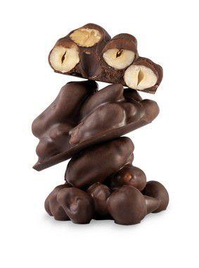 Choco Cluster Hazel 70% 500g