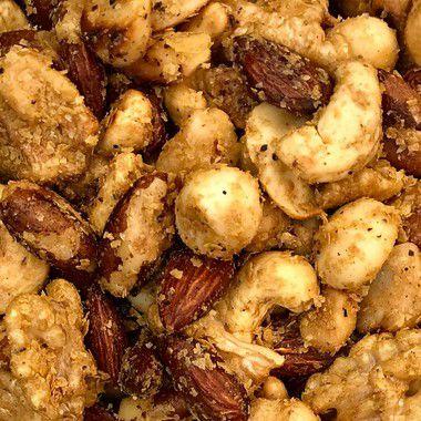 Blend de Nuts Parmesan 500g