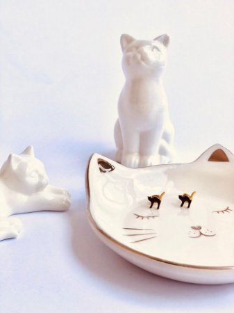 Brinco Mini Gatinhos