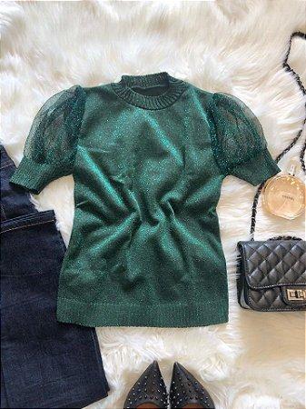 Blusa Isis Verde
