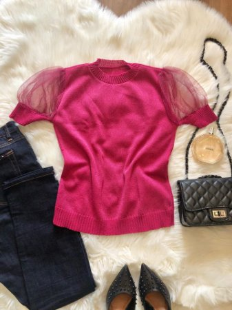 Blusa Isis Pink