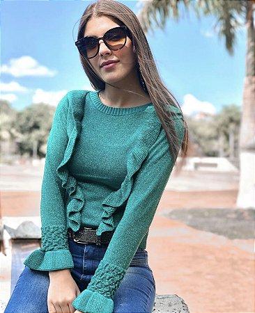 Blusa Melissa Verde