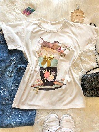 T-Shirt Chá da Tarde