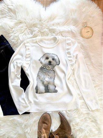 Blusa Pet Poodle