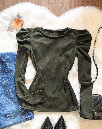Blusa Dalia Verde