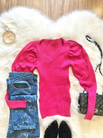 Blusa Vick Pink