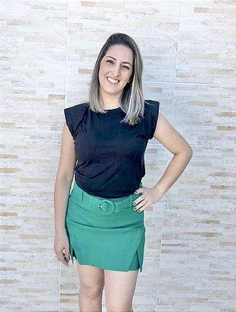 Short Saia Verde