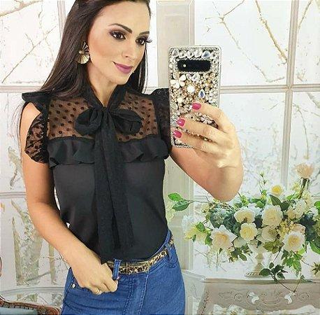 Blusa Sara Black