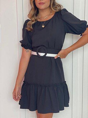 Vestido Valentina Black
