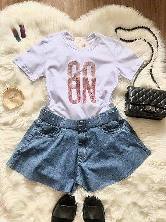 T-shirt Go On