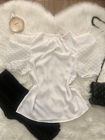Blusa Sofia Off White