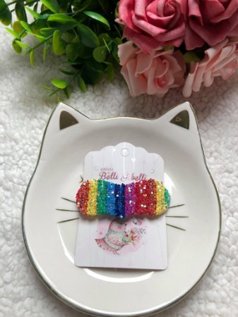 Tic Tac Coração Rainbow