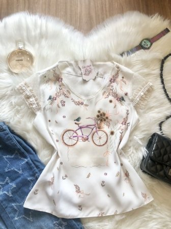 Blusa Bike