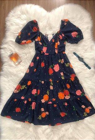 Vestido Rosário