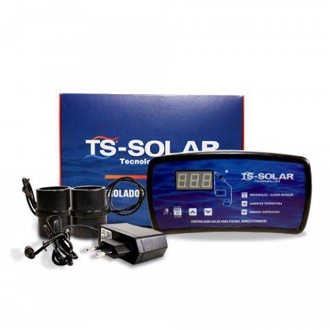 Controlador Solar Ecomasol - TS - Solar