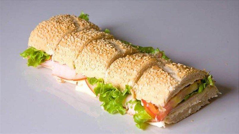 Pão de Metro Tradicional
