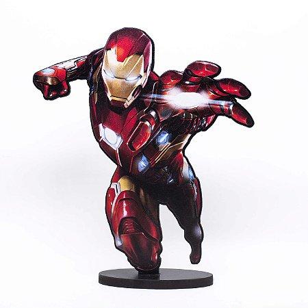 Boneco Toten Homem de Ferro Avengers