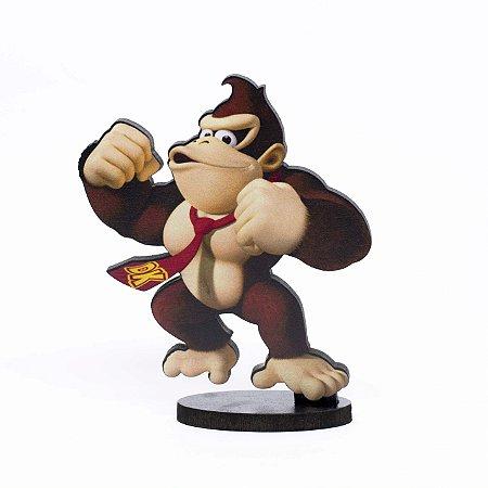 Boneco Mini Toten DONKEY KONG - Mario Bros
