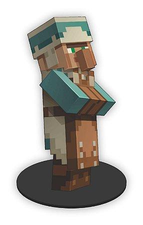 Boneco Mini Toten Minecraft 04