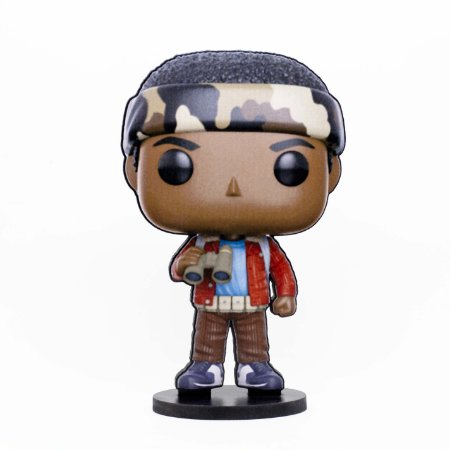 Boneco Mini Totem LUCAS BABY 01  Stranger Things