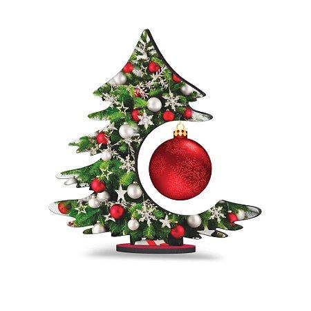 Árvore de Natal de Mesa - Enfeites de Natal