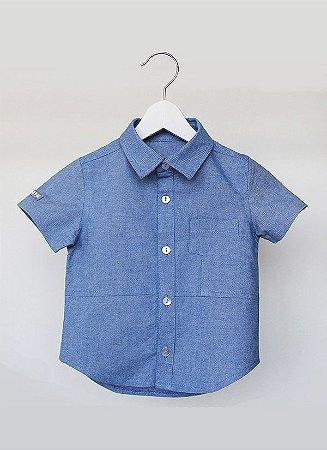 Camisa - Martu . B - azul