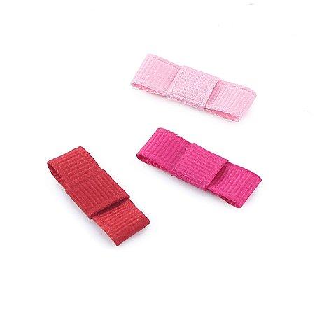 Adesivo Laço RN Simple Gorgurão (Kit 3) - 4 Combos