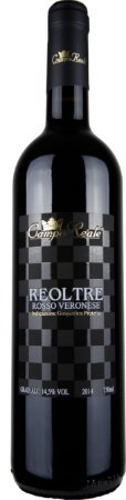 Campo Reale Reoltre Rosso Veronese 2014