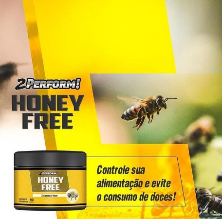 Honey Free | Saciedade de  Doces
