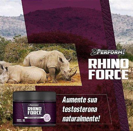 Rhino Force | Ganho de Força e Vigor Físico