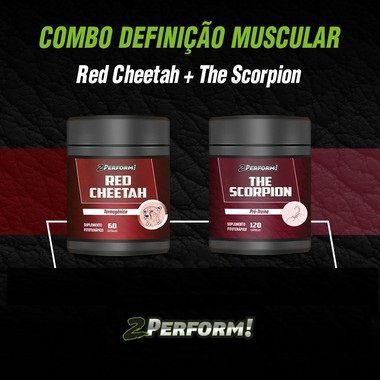 Combo Definição Muscular (Perda de Gordura)