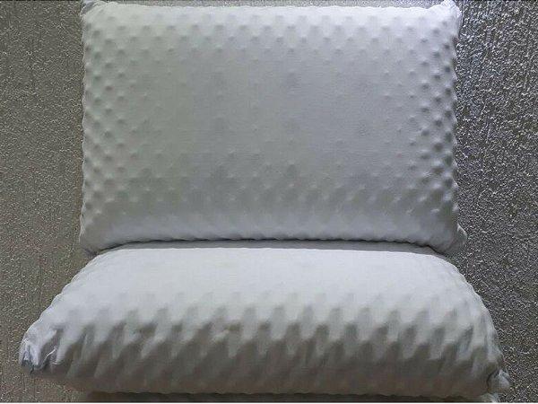 Travesseiro Multicamadas Premium Magnético e Infravermelho Longo