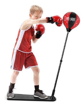 Kit Boxe Infantil