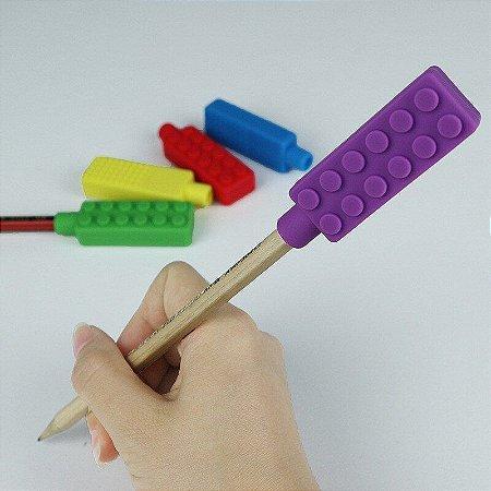 Mordedor topo de lápis
