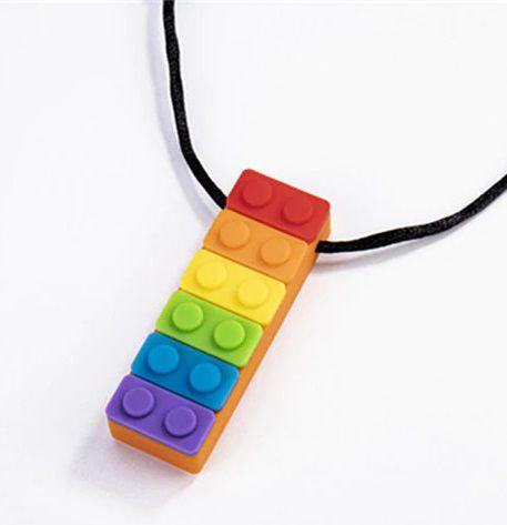 Mordedor Sensorial  Brick